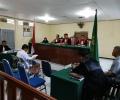 Bersaksi di Sidang, Kadis PUPR Pastikan Plat Baja yang Dicuri Aset Pemprov