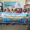 Noor Lizah Bagi Bingkisan Ramadan untuk Pekerja Pelabuhan SbP