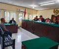 Sidang Kasus Pencurian Plat Baja, Jaksa Tuntut La Mane 2 Tahun Penjara