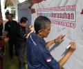 Ormas se-Tanjungpinang Gagas Aksi Damai Indonesia Tolak Rusuh