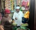 Gubernur Nurdin Basirun Tinjau Pasar Bintan Center