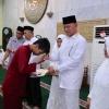 Usai Hadiri Khatam Quran BKMT, Syahrul Safari Ramadan ke Al Khoir