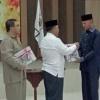 Ketua DPRD dan Wako Tanjungpinang Terima Predikat Opini WTP Atas LHP 2018