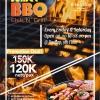 Cukup Rp 120 Ribu, Bisa Nikmati BBQ dari Lantai 9 Nite and Day Laguna Hotel