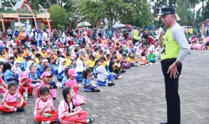 Wako Syahrul Sebut Keberadaan PAUD Sangat Strategis