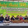 Debus, Sisingaan dan Jaipong Jadi Pengisi Halalbihalal Warga Sunda Batam