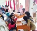 Layani Penyandang Disabilitas, UPSK Dinsos Kepri Sambangi Lingga