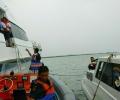 Hujan Disertai Petir, Kapal Penumpang Singapura-Bintan Kecelakaan