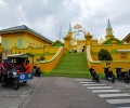 Tilep Uang Kas Lebih dari Setengah Miliar, Bendahara Masjid Penyengat Dipolisikan