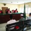 Tiga Terdakwa Kasus Plat Baja Dituntut 2 Tahun Penjara