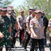 Dua Jenderal Aktif Sambangi Pulau Nipah