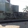 Monumen RHF Dicoret-coret, Satpol Tak Tau Siapa Pelakunya