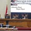 Jadi Legislator Termuda, Putra Pimpinan Sementara DPRD Batam