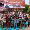 Aksi Sosial Perum Duta Mas Batam, Soerya Bagikan Ribuan Paket Sembako