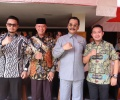 Didampingi Putra dan Apriyandy, Soerya-Syahrul Bicara Pilgub Kepri 2020?