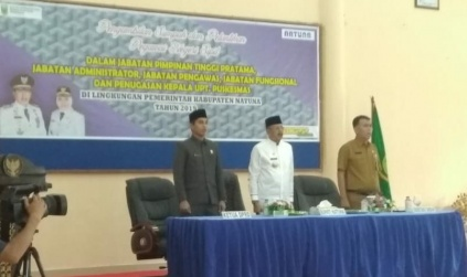 Wabup Tidak Diundang Lagi di Pelantikan Pejabat, Isu Tak Harmonis dengan Hamid Menyeruak