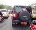 Fantastis, Mobil Dinas Bupati Hamid Jenis Rubicon Bernilai Rp 1 Miliar Lebih