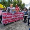 Tolak Kartu Kendali Solar, Disperdagin Tanjungpinang Didemo Mahasiswa