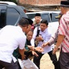 Video Detik-detik Menkopolhukam Wiranto Jatuh Tersungkur Usai Ditusuk