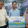 Wakili Serasan Timur, Mahasiswa Pontianak Jadi Juara I Menyanyi Dangdut