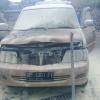Video Mobil Terbakar di Depan RSAL Sesaat Setelah Distarter