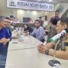 Ngopi Bareng Kapolres, PWI Perkenalkan Wartawan Bersertifikasi