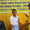 Incar Kursi Wabup Natuna, Politisi Gerindra Daftar ke Golkar