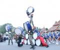 108 Taruna AAU Akan Tampil di Kirab Drumband Gita Dirgantara Batam