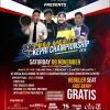 Besok Malam, Final Game PUBG Kepri Championship Digelar di Hotel CK