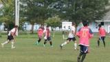 Doyan Main Bola, Wakil Ketua DPRD Natuna Ikut Turnamen