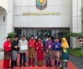 Bank Sampah Bandarsyah Antar Pemkab Natuna Raih Penghargaan Nasional