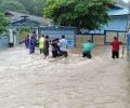 Hujan Deras, Puluhan Rumah di 3 Desa Terendam Banjir