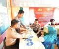 Tim Dokes Polda Kepri Cek Kesehatan Warga Tambelan