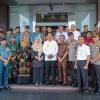 Antarkan Menteri ke Bandara, Isdianto Sekalian Lapor Program Pembangunan