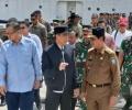 Plt Gubernur Kepri Sambut Kedatangan Presiden Jokowi