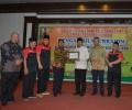 Pengukuhan BMKJ Kepri, Isdianto Bicara Tiga Sektor Unggulan