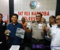 Tanjungpinang Dikepung Narkoba, 4 Pelaku Diciduk di Empat Lokasi Berbeda