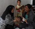 Pantau Langsung Kesehatan Masyarakat, Rosmeri Keliling Karimun