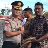Sukses Tangkap Pelaku Ilegal Fishing, TNI-Polri dan Warga Dapat Penghargaan