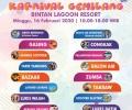 Besok, Karnival Gemilang Bintan Lagoon Resort Digelar