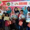 300 Anak Ikuti Lomba Mewarnai yang Digagas Rumah Warna Warni
