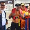 Bupati Kunker ke Pulau Naik Kapal Pemda, Basarnas Sisip Sosialisasi