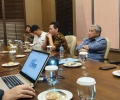 Diskusi SMSI & Ketua Dewan Pers, M Nuh: Jangan Asal Kritik