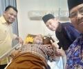 Kondisi Kesehatan Daeng Sempat Menurun, Keluarga Rujuk ke RS di Batam