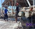 Atasi Limbah Minyak di Bintan, Pemerintah Pusat Mau Pasang Bambu