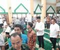 Ditemani Iik, Soerya Silaturahmi dengan Pengurus Masjid Ammanatul Ummah
