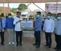 2 Ribu APD untuk Tim Medis Corona Sudah di Kepri, 950 Unit Kirim ke Batam
