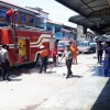 Terdengar Suara Ledakan, Ruko di Pasar Kijang Terbakar