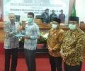 Sidang Paripurna LKPj Bupati Natuna, Semua yang Hadir Wajib Pakai Masker