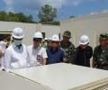 Plt Gubernur Isdianto Tinjau RS Khusus Infeksi di Galang